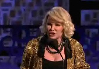 Joan Rivers Has a Foul Mouth