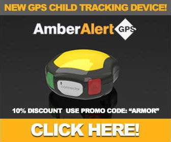 Amber Alert GPS Tracking System for Kids and Grown Ups Too