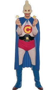 Captain Condom Halloween Costume