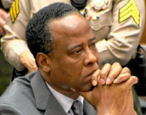Dr. Conrad Murray's Sentence is Well Deserved