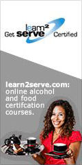 Learn Bartending, Food Serving, and Handling Skills