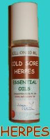 French Herpes Relief Oil