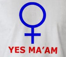 Yes Maam: Confessions of a Masculine Feminist